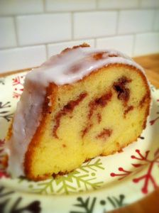 Sock It To Me Pound Cake From Scratch