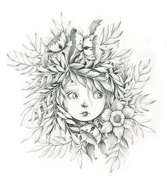 Emmanuelle Colin. Прекрасные создания Эммануэль Колин | 42 фотографии