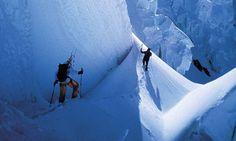 nanga parbat glacier wall - Google Search