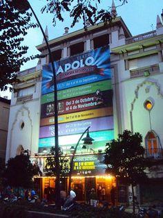 Así fue mi primera vez en el Teatro Nuevo Apolo de Madrid | DolceCity.com