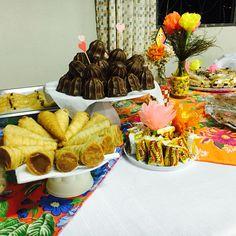 Doces típicos, festa junina, Arraiá