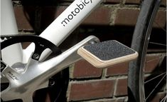 Upgrade je bike met deze urban pedalen van MOTO Bicycles