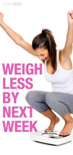 Lose weight in 7 days.