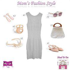 Kat Rose Fashion Head To Toe: Mom's Fashion Style