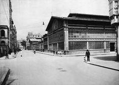 Plaza de Lugo 1940