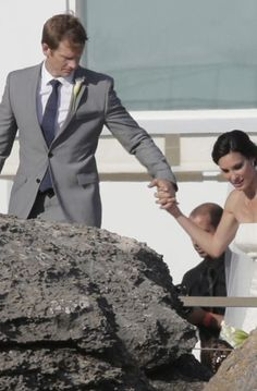 Daniela Ruah's wedding june 19, 2014
