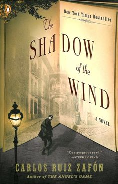 The Shadow of the Wind by Carlos Ruiz Zafón - BookBub Reading Lists, Book Lists, Reading Books, Reading Lessons, The Angel's Game, Books To Read, My Books, Library Books, Beach Reading