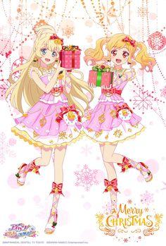 Aikatsu STARS! My Little Hearts CHRISTMAS
