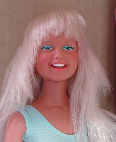 Dusty The Fashion Action Figure Doll from the 70s, Kenner Toy... I remember getting her when I was sick.