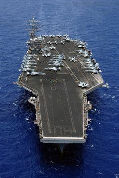 CVN-69 USS Dwight D. Eisenhower