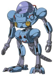 The MRC-C03 Bellona is a worker mobile suit that is featured in the anime series Turn A Gundam.