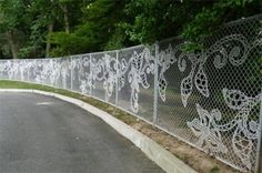 12 Creative and Unusual DIY Fences