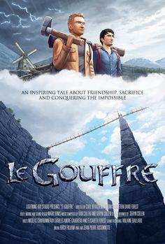 LeGouffre. Short animated film.