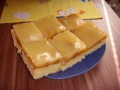 Broskyňový koláč podľa mojej maminy Waffles, Cheesecake, Food And Drink, Pie, Treats, Cooking, Breakfast, Sweet, Desserts