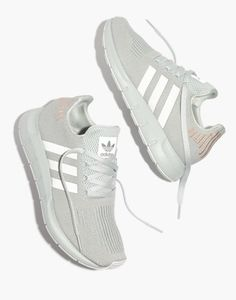 newest 86a4b dce44 Adidas® Swift Run Sneakers in vapor green image 1 Nike Tanjun, Adidas  Outfit,
