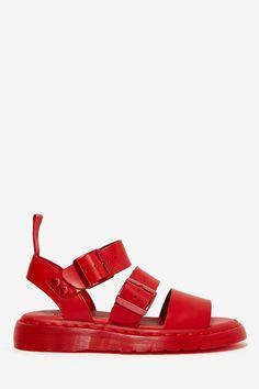 Dr. Martens Gryphon Leather Sandal