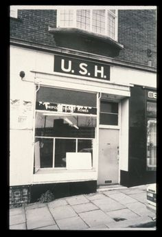 Unipol's very first office in Leeds circa 1973