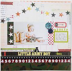 Little Army Boy