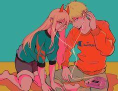 Power & Denji