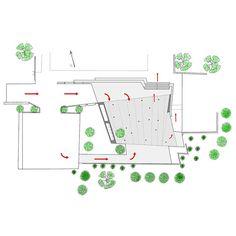 Open-Sided Shelter,Floor Plan