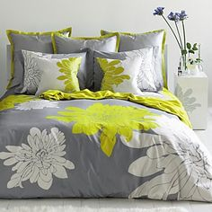 """Blissliving Home """"Ashley Citron"""" Bedding $224.99 This is the palette Kylie is doing in her room, but a little spendy"""