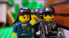 'The Heat' LEGO Trailer