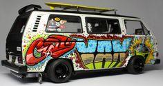 VW Volkswagen camper campervan bus kombi