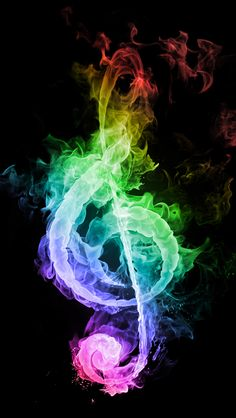 A flaming rainbow treble clef. I love this one so much because I play clarinet A flaming rainbow treble clef. I love this one so much because I play clarinet Musik Wallpaper, Iphone 5 Wallpaper, Wallpaper Art, Dance Wallpaper, Wallpapers Android, Hd Desktop, Music Lyrics, Music Quotes, Life Lyrics