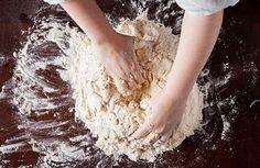Ik hoorde van een vriendin dat kwarkbrood lekker, gezond en makkelijk te maken is...