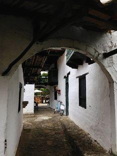 Casa colonial en Buesaco.
