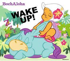 Hawaiian Character Bochaloha-Mapua #Hawaii #Aloha #Travel #Design