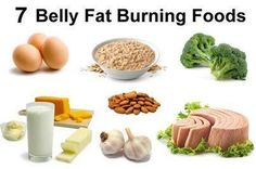 Belly fat burning foods.
