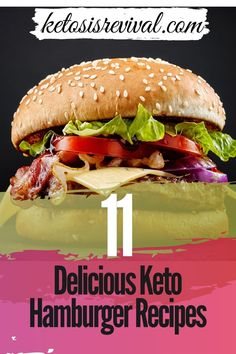 We've gathered the most delicious keto hamburger recipes there is! They're high in protein and fat, but low in carbs. It's easy to make a tasty dinner in no time. Reveal the keto hamburger recipes on this pin! #ketodietrecipe #ketosis #ketodiet #ketohamburgers #ketodinner #lowcarbdiet Burger Meat, Hamburger Recipes, Recipes For Beginners, Keto Dinner, Creative Food, 3 Ingredients, It's Easy, Low Carb Recipes, Protein