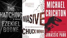 Chuck Wendig's Favorite Creature Feature Novels