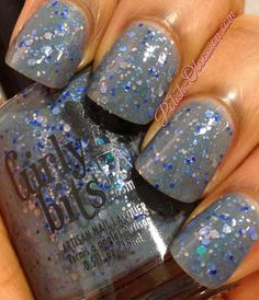 Polish Obsession: Girly Bits Swatches & Review Long Winter's Nap