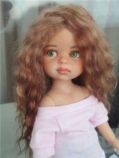 Майя.ООАК Паола Рейна. / Авторские куклы (ООАК) / Шопик. Продать купить куклу / Бэйбики. Куклы фото. Одежда для кукол