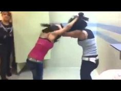 Black And White Girl Fights