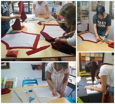 The Crafty Room: Las clases de la Academia Burda