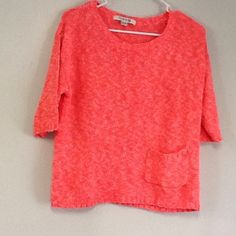 New with out tags coral knitt New without tags Forever 21 Tops