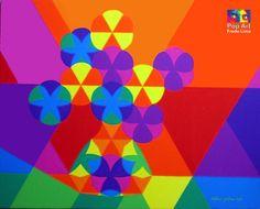Pop Art Fredo Lima: POP  ART  Acrílico sobre tela