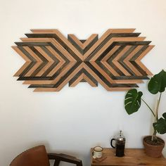 Wood Wall Art - Reclaimed Wood - Rustic Decor - Abstract Art - Reclaimed Wood Wall Art - Home Decor - Dimensional Wall Art Reclaimed Wood Wall Art, Wooden Wall Art, Diy Wall Art, Wood Art, Wall Decor, Diy Wood, Diy Pallet Projects, Wood Projects, Woodworking Projects