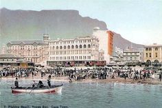 A collection of old postcards of Cape Town, South Africa Old Photos, Vintage Photos, Cities In Africa, Cape Town South Africa, Most Beautiful Cities, Old Postcards, Africa Travel, Old Houses, The Past