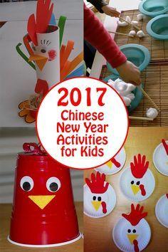 2017 Chinese New Year Kids Activities
