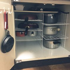 Smart Home Ideas Awesome Fun Kitchen Pantry Design, Kitchen Organization Pantry, Kitchen Storage Solutions, Diy Kitchen Storage, Home Decor Kitchen, Kitchen Interior, Home Organization, Home Kitchens, Dirty Kitchen