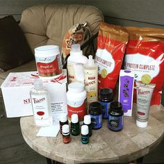 Lots of great new #YoungLiving products and some good regulars as well. Love opening my yl boxes! http://ift.tt/1IZOk4k