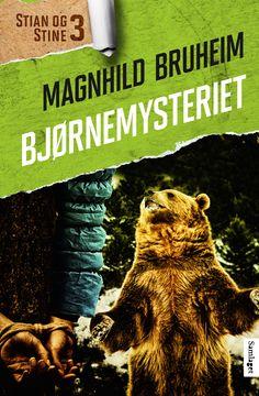 Bjørnemysteriet av Magnhild Bruheim. Utkommer på Det norska samlaget forlag. Foton från Shutterstock.