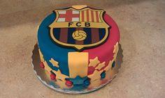 Futbol Club Barcelona #fcb #barca #barcacake #cake