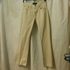 Abercrombie Tan Jeans Original denim Abercrombie & Fitch Jeans