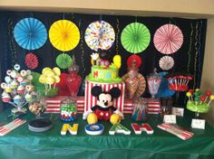 Mickey Mouse Clubhouse Birthday Party Ideas | Photo 1 of 29