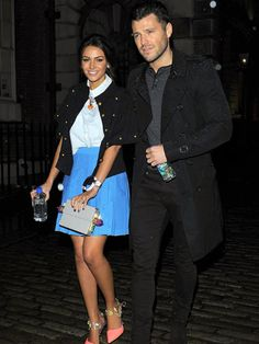 Mark Wright Michelle Keegan, Content, Style, Fashion, Swag, Moda, Fashion Styles, Fashion Illustrations, Outfits